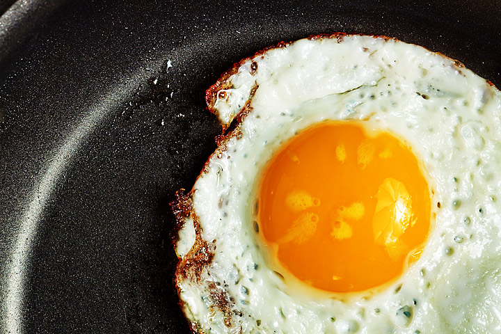 Fried Egg the 13th
