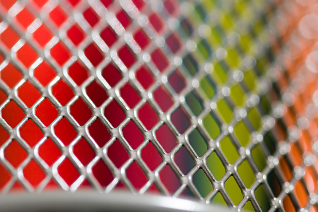 Colour Caged